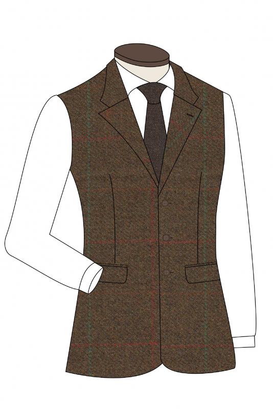 Countrywear Sleeveless Jacket edit 1