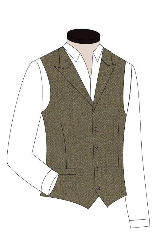 Suit waistcoat edit 1