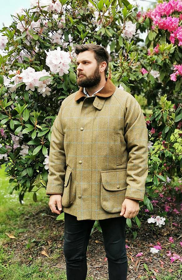 Mens Field Coat 584